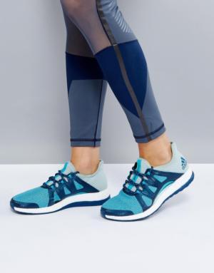 Adidas – Training Pureboost Xpose – Baskets – Bleu – Bleu