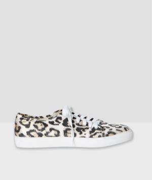 Baskets imprimées leopard Etam