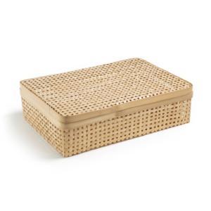 Boite artisanale en bambou, Syramu AM.PM