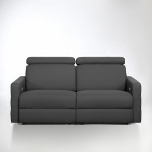 Canapé de relaxation électrique coton demi-natté, La Redoute Interieurs