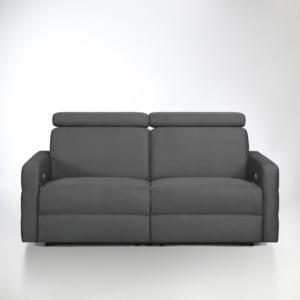 Canapé de relaxation électrique microfibre, Hyriel La Redoute Interieurs