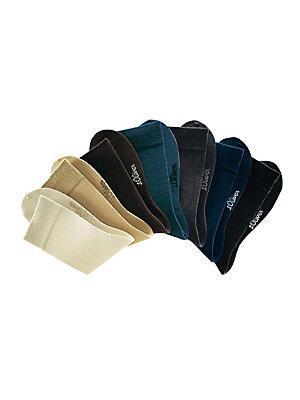 Chaussettes de bureau et de loisirs s.Oliver RED LABEL Bodywear (7 paires) dans une boîte null S ...