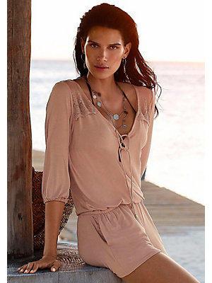 Combinaison de plage s.Oliver RED LABEL Beachwear femme S.OLIVER RED LABEL col. nature