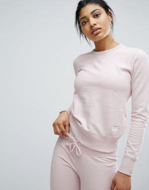 Converse – Essentials – Sweat-shirt – Rose – Rose