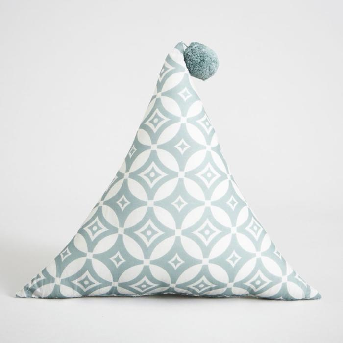 Coussin triangle, Olaya AM.PM
