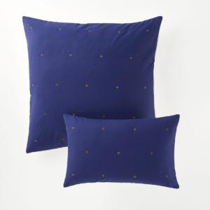 Housse de coussin ou d'oreiller bicolore, FLOKI La Redoute Interieurs