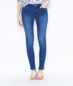 Jean slim push up Etam