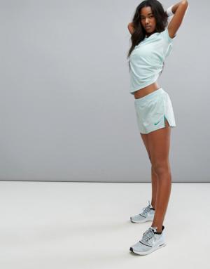 Nike Running – Aeroswift 4 – Short 4 pouces – Bleu