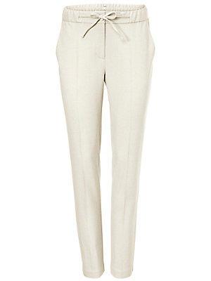 Pantalon de jogging femme Rick Cardona blanc