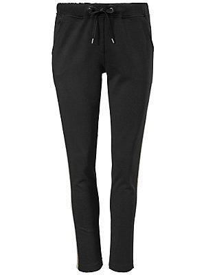 Pantalon fluide femme B.C. Best Connections noir