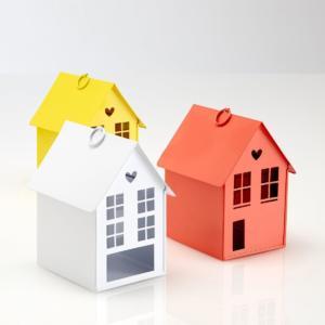 Petite maison déco, métal, Lamen La Redoute Interieurs