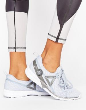 Reebok – Pump Fusion – Baskets – Gris