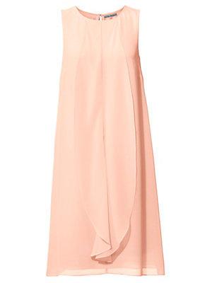 Robe de cocktail femme Ashley Brooke rose