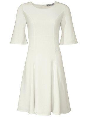 Robe femme Ashley Brooke blanc