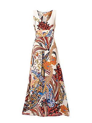 Robe maxi femme Rick Cardona multicolore