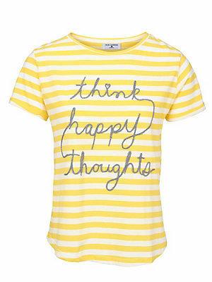 T-shirt femme Rick Cardona jaune