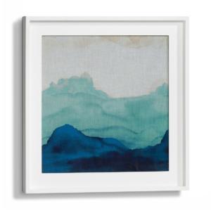 Toile aquarelle motif 1 Bandow AM.PM