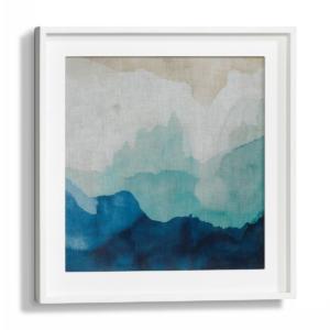 Toile aquarelle motif 2 Bandow AM.PM