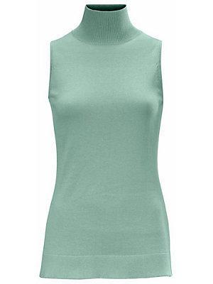Top en tricot femme B.C. Best Connections vert