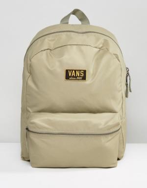 Vans – Boom Boom – Sac à dos – Kaki – Vert