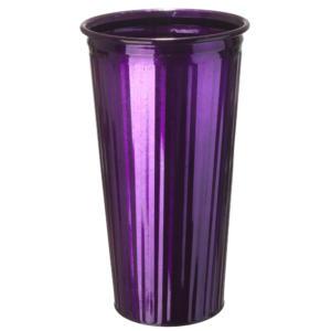 Vase Shinny Violet
