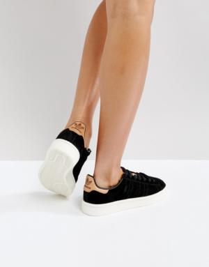 adidas – Campus – Baskets – Noir