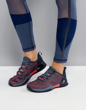 adidas – Crazypower – Baskets – Gris