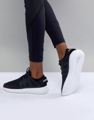 adidas – Tubular Viral – Baskets de course – Noir