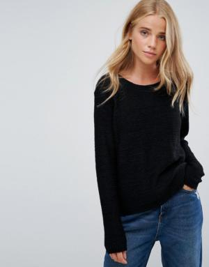 Only – Pull en maille – Navy