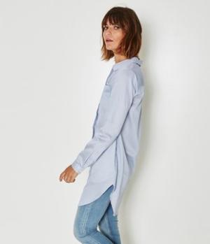 Longue chemise Femme Promod