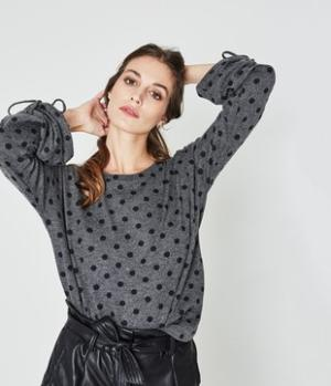 Sweat-shirt doux Femme Promod