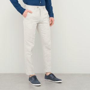 Pantalon homme en lin et coton Devred 1902