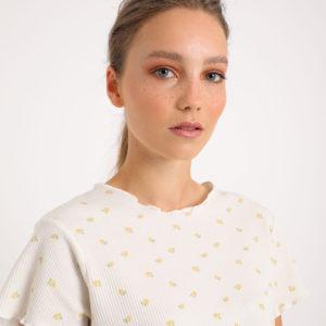 T-shirt imprimé citrons Pimkie