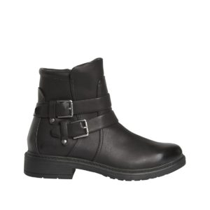 Boots motardes Vilmabiker Noir Vero Moda
