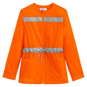 Gilet de sécurité Orange ABOUT A WORKER X LA REDOUTE