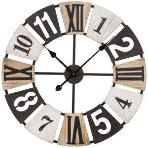 Horloge tricolore D60 Maisons du Monde