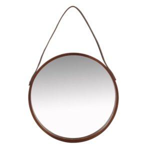 Miroir avec anse marron D30 Maisons du Monde