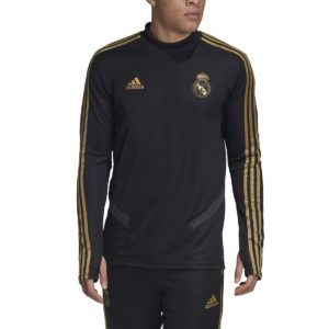 T-shirt d'entraînement Real Madrid Noir adidas performance