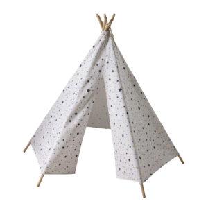 Tipi enfant motifs triangles et étoiles Maisons du Monde