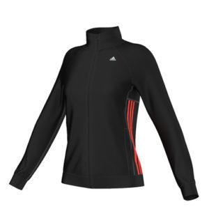 Veste de sport Noir Adidas