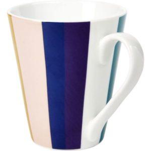 Roxie Set de 4 mugs en porcelaine Habitat