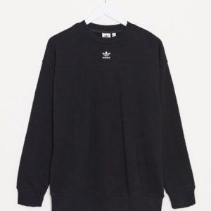 adidas Originals - Essentials - Sweat-shirt - Noir Asos