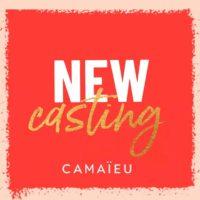 Casting shooting nouvelle collection Camaïeu