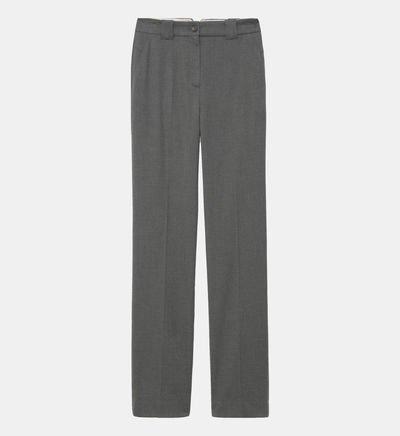 Pantalon droit Kevin Gris Caroll